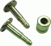 Utility Security Seal - Fortris Bolt Lock -- View Larger Image