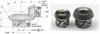 Fairloc® Bevel Gears (inch) -- S13F4Z-64S32S048 -Image