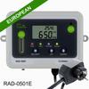 Day Night CO2 Monitor & Controller for Greenhouses - European Model -- RAD-0501E