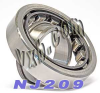 NJ209 Cylindrical Roller Bearing 45x85x19 -- Kit8471