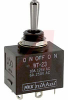 Switch, Toggle, Enviromentally Sealed, DPDT, On-Off-On -- 70192273