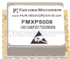 6 GHz Phase Locked Oscillator in 0.9 inch SMT (Surface Mount) Package, 10 MHz External Ref., Phase Noise -90 dBc/Hz -- FMXP5008 - Image