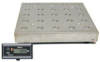 7800 SERIES BENCH PARCEL SCALES -- HFED-7815-150RB