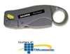 Fluke Networks Multi-Level Coax Stripper (RG58, RG59,.. -- 11231-255