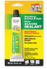 Silicone Sealant,Plumbing,1.4 OzTube,Clr -- 3EHT1