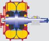 Fluid Coupling -- 1150 DTM1