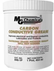 Grease, conductive carbon; lubricates, protects, improves conductivity; 1 pt liq -- 70125527