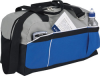 Quick Trip Duffel -- 5147 - Gray/ Black/ Royal