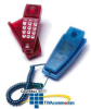 Ronsonic Mini Slimline Phone -- RON-707