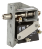 MICRO SWITCH AC Series Door Switch, Single Pole Double Throw Circuitry, 15 A at 250 Vac, Rod Actuator, Silver Contacts, Screw Termination -- 3AC6
