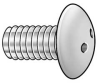 Mach Screw,Truss,8-32x2 1/2 L,PK10 -- 5KA32