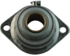 2-Bolt Side Flange Mounted Bearing -- FAH10G