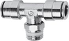 Brass Push-in Fittings - BSP/Metric Size -- S6430 4-1/8 - Image