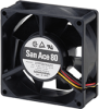 Splash Proof Fan San Ace 120W -- 9WV1248P1J001
