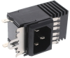 Power Entry Connectors - Inlets, Outlets, Modules -- 486-4096-ND -Image