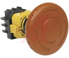 Switch,E-Stop,22mm,60mm Jumbo Mushroom Button,With Screw Terminals,4NC -- 70172758 - Image