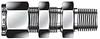 Dk-Lok® Bulkhead Male Connector -- DMCB 2-2N - Image