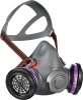 AVIVA Half Mask Respirator - Image