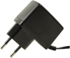 Wall Plug-In European Blade AC-DC Power Supply -- SWM6-12-E - Image