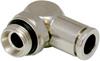 Push-in Fitting, swivelling elbow STV-W G1/4-AG 10 -- 10.08.02.00254