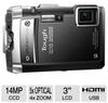 Olympus TG-810 228100 Digital Camera - 14 MegaPixels, 5X Opt -- 228100