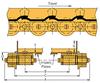 OBR Style Apron Conveyors