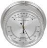 Humidity Instrument - ComfortMinder, Nickel case, Silver dial