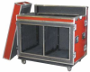 Double-Wide Rack Case -- APFC-0022 -- View Larger Image