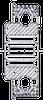 Precision Ground Single Row Radial Ball Bearings -- KFH 2437A