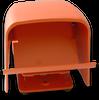 Foot Operated Control Switch - Anti Trip - Hercules Gated OX Shield -- 511-BOXG