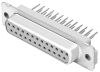 Low Profile D-Sub Filtered Connectors - Image