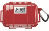 Pelican 1010 Micro Case - Red with Black Liner -- PEL-1010-025-170 -Image