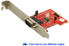 USB to Serial PCI/PCIe Card with 5V Bus-Po&#8230 -- USM110