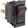 Switch, COMBI-Terminal, Rocker, SPDT, ON-OFF-ON -- 70132022 - Image