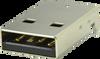 Type A USB Connectors -- UP2-AH-1-TH - Image