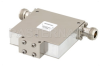High Power Isolator With 18 dB Isolation From 1 GHz to 2 GHz, 50 Watts And N Female -- PE83IR1001 - Image