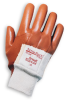 NitraSafeFoam; Palm coated, knitwrist; Size 8 -- 076490-16133