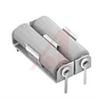 Battery Holder; AA; 0.531/0.565 in. O.D; Aluminum; 2; PC Lug -- 70183011