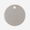 Blank Metal Tags - Image
