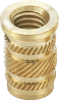 Heat-Ultrasonic Inserts for Plastic -- Series 30 -Image