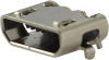 Micro B USB Connectors -- UJ2-MIBH2-4-SMT - Image