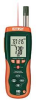 Psychrometer + 30:1 Ir Thermometer -- HD500
