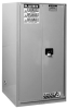 Hazardous Liquid Safety Storage Manual Close Cabinet -- CAB25600-GRAY