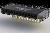 Micro PS1_PS2 Series Strip Connectors - Single Row Horizontal Thru-Hole - Type BB