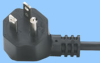 North American Angled Nema 5-15 Power Cord -- 86420030