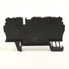 IEC Term Blck 5.1x64.5x31.3mm Spr Clp -- 1492-L3T-BR -Image