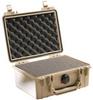Pelican 1150 Case with Foam - Desert Tan   SPECIAL PRICE IN CART -- PEL-1150-000-190 -Image
