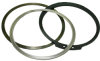 Snap Ring -- External Spiral Ring