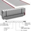 Rectangular Cable Assemblies -- H1BXS-2636G-ND -Image