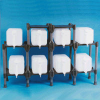 10 Shelf Modular Rack System -- 97033 - Image